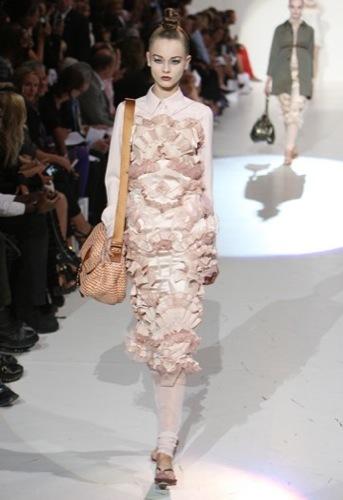 Marc Jacobs, Primavera-Verano 2010 en la Semana de la Moda de Nueva York