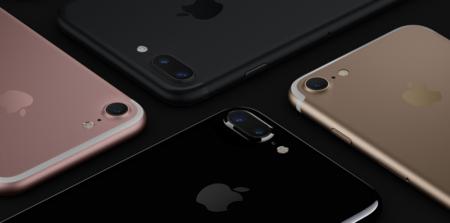 iPhone 7 y 7 plus juntos