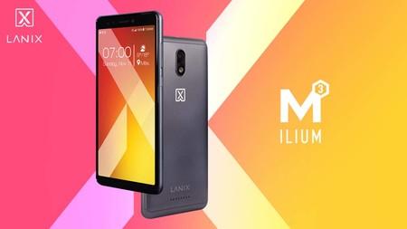Ilium M3, el nuevo equipo con el que Lanix quiere competir en la gama de entrada en México