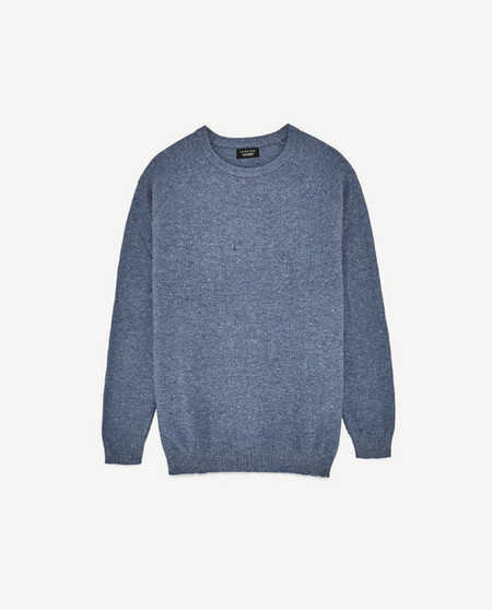 Jersey de lana clásico