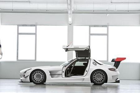 Mercedes SLS AMG GT3, continúa la leyenda