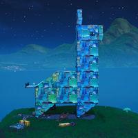 Desafío Fortnite: dónde conseguir el Fortbyte 21 en el interior de un edificio de llama metálica. Solución