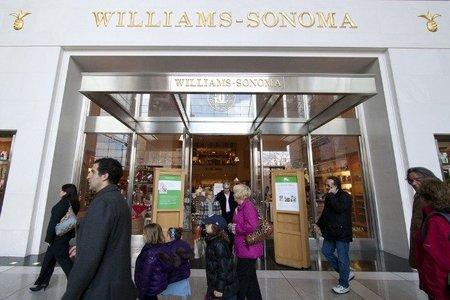 Williams-Sonoma a golpe de clic