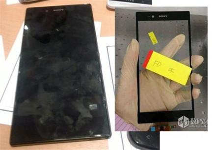 Nuevos datos apuntan al lanzamiento del phablet Sony Xperia ZU el 25 de junio