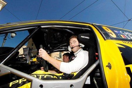 Chris Atkinson vuelve al Mundial de Rallyes en México