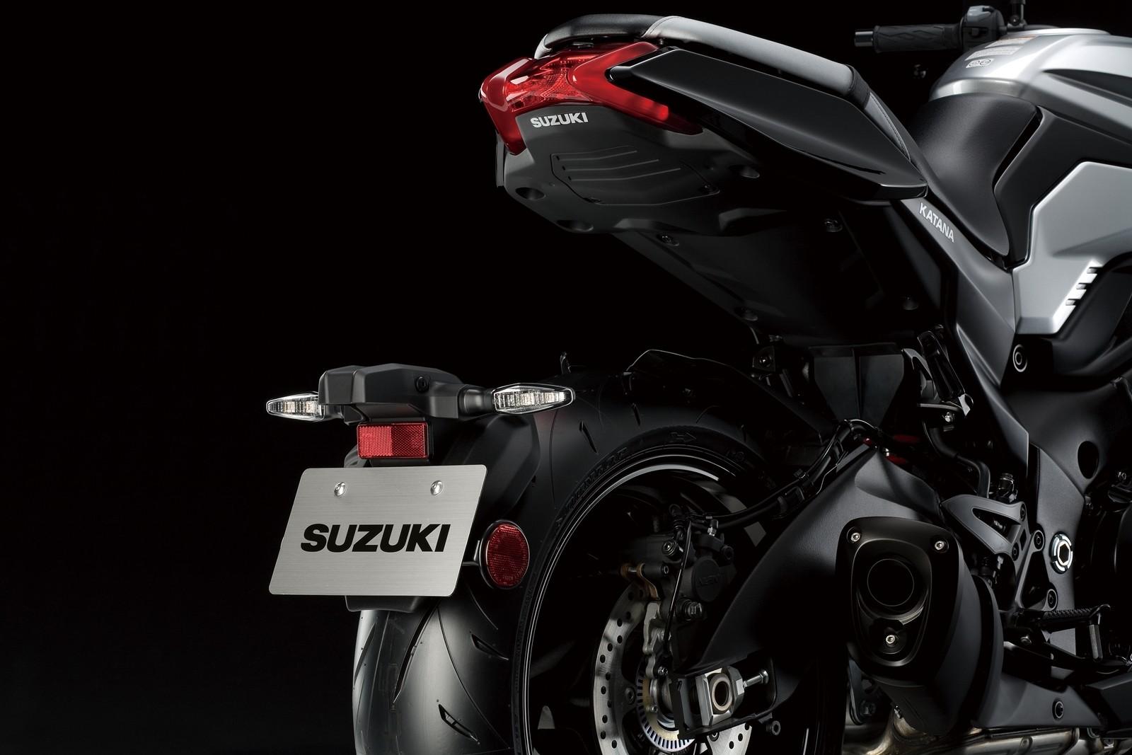 Foto de Suzuki GSX-S1000S Katana 2019 (31/68)