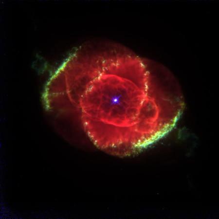 Nebulosa Ojo Gato