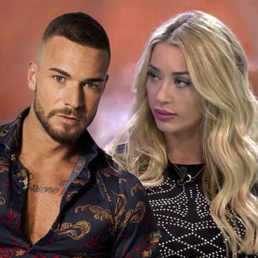 Óscar Ruiz destapa en el debate de 'La Isla de las Tentaciones' que Mayka está con Tony Spina y que le suplicó a Pablo que volviera con ella