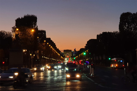 Paris Noche 2