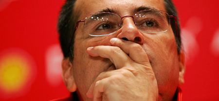 Renato Bisignani, nuevo jefe de prensa de la Scuderia Ferrari en el lugar de Luca Colajanni
