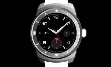 LG prepara su reloj inteligente redondo para competirle a Motorola