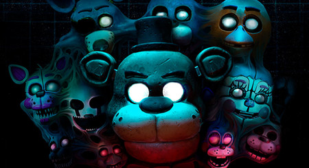 Five Nights At Freddy S Vr