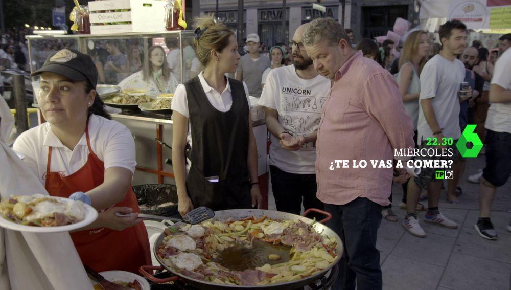 Chicote investiga la comida de las fiestas populares: hablamos con dos expertos en seguridad alimentaria