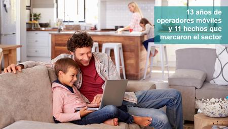 Los 14 hechos que marcaron el rumbo a seguir por Movistar, Vodafone, Orange y Yoigo las últimas décadas