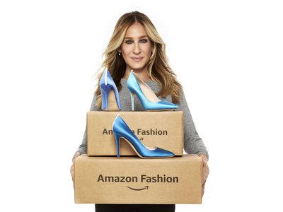 Amazon Moda nos trae la nueva colección de zapatos de Sarah Jessica Parker