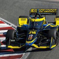 Colton Herta gana en Laguna Seca y Álex Palou consigue un podio de oro que le deja a las puertas del título