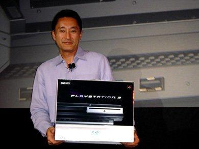 Cuatro títulos se caen del lanzamiento de PS3