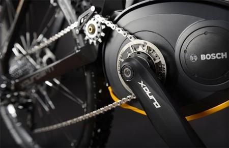 Haibike Xduro AMT Pro motor