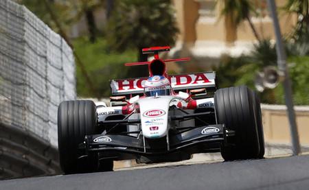Jenson Button BAR Mónaco 2004