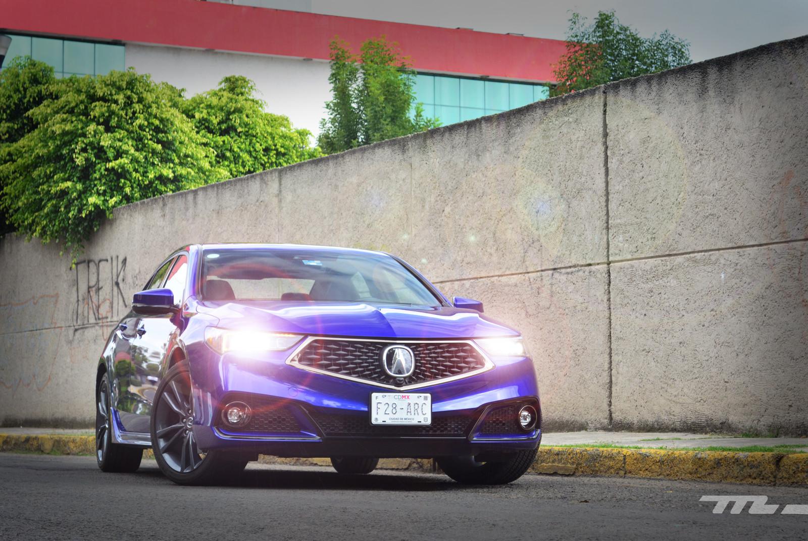 Foto de Acura TLX A-Spec (Prueba) (3/19)
