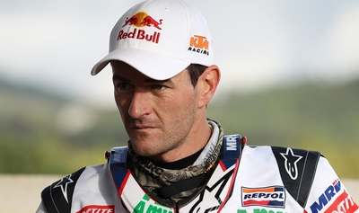 Dakar 2013: Marc Coma, posible baja debido a su lesión