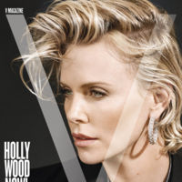 V Magazine  #101 Summer 2016: Charlize Theron