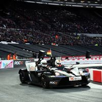 Schumacher y Vettel, juntos de nuevo