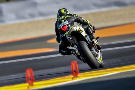 Andrea Iannone Test Valencia Motogp 2017