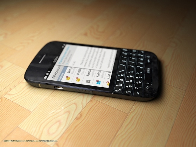 Render Blackberry 10