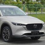 ¡Espiado! El Mazda CX-5 2022 muestra su facelift unos meses antes de su estreno