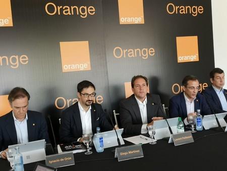 Orange sigue creciendo fuerte en ingresos, gracias a las tarifas convergentes y los OMVs