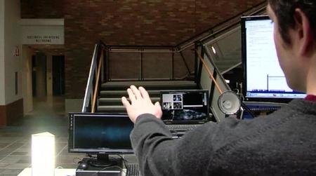 Aplicación de Kinect para el control de luces