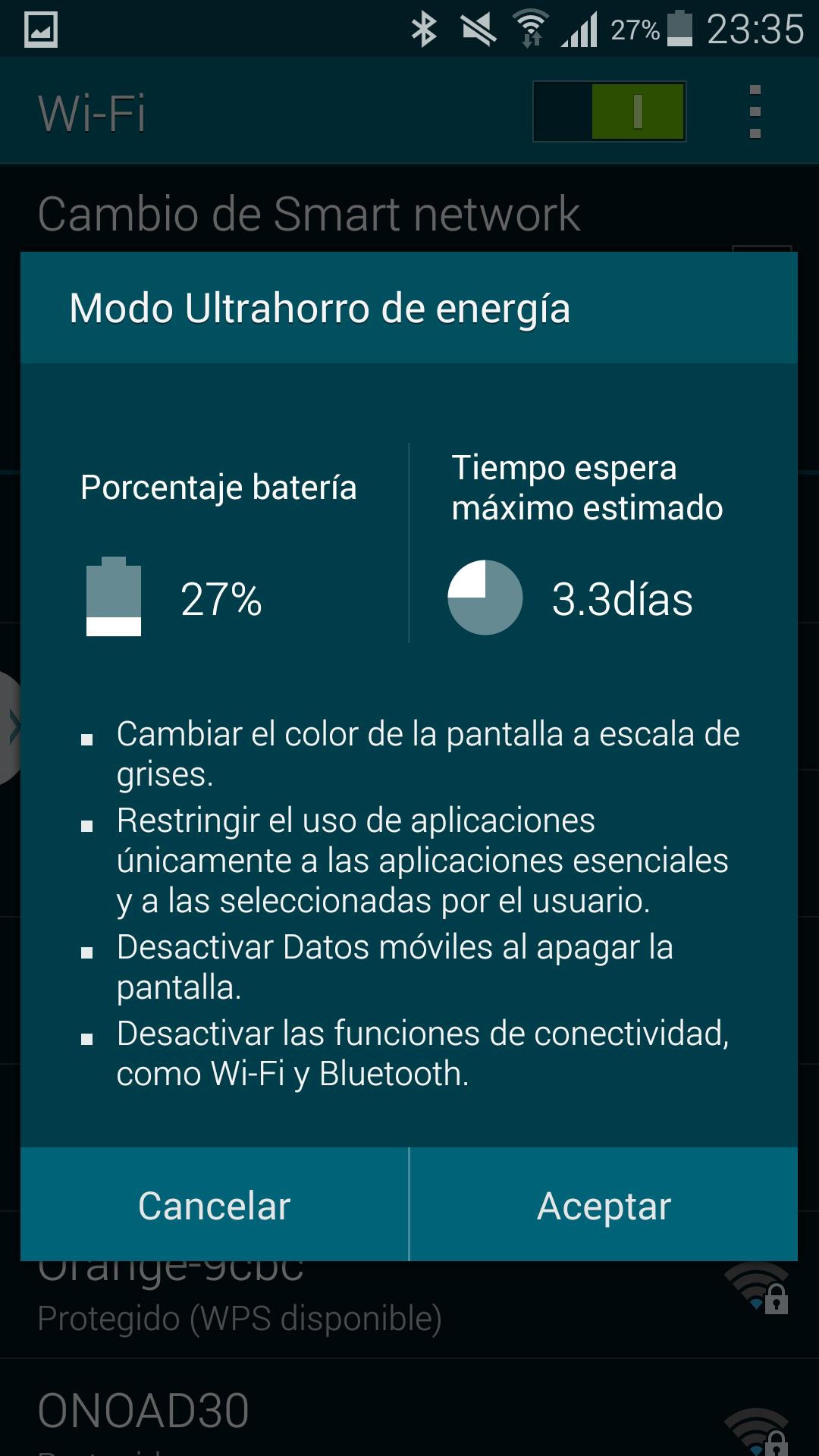 Foto de Touchwiz Galaxy S5 (7/31)