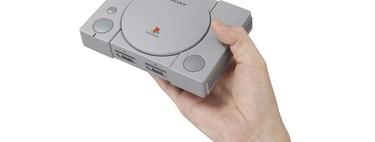 PlayStation Classic: 20 juegos precargados, dos controles y llegará a México en diciembre