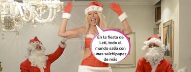 Primeras declaraciones de Leticia Sabater tras la multitudinaria fiesta ilegal en su casa: todos los detalles desde Nochevieja a la actuación policial
