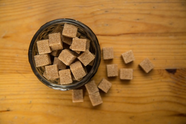 Brown Cane Sugar Cubes 1462971085qzj
