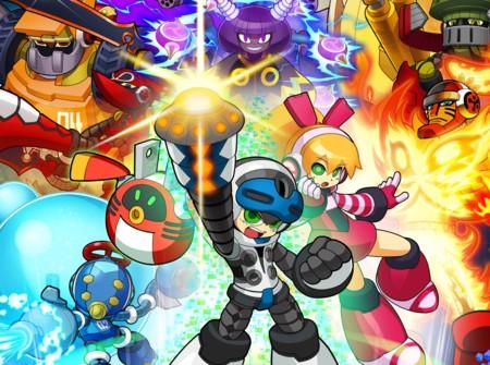 Análisis de Mighty No. 9: si Mega Man levantase la cabeza...