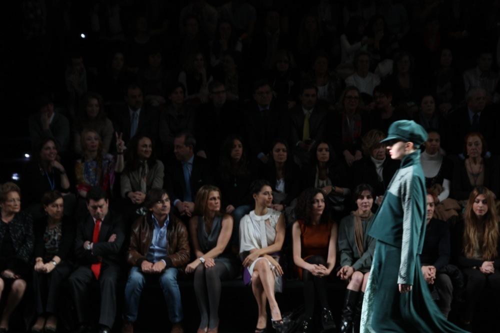 Foto de Jesús del Pozo en la Cibeles Fashion Week Otoño-Invierno 2011/2012 (70/71)