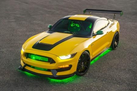 """Ford Mustang """"Ole Yeller"""" se convirtió en el auto de los 5 millones y medio de pesos"""