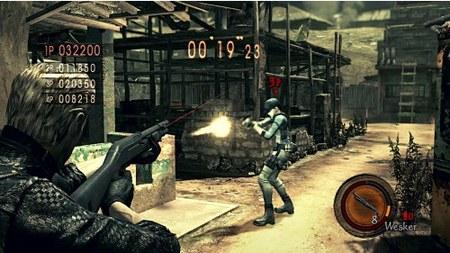 'Resident Evil 5'. Disponible el nuevo modo Versus