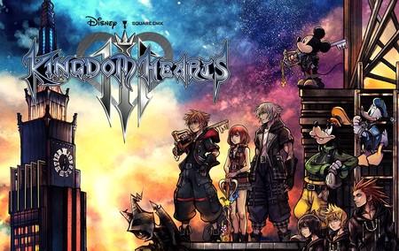 Kingdom Hearts III estrena tráiler, capturas y portada con motivo del TGS 2018