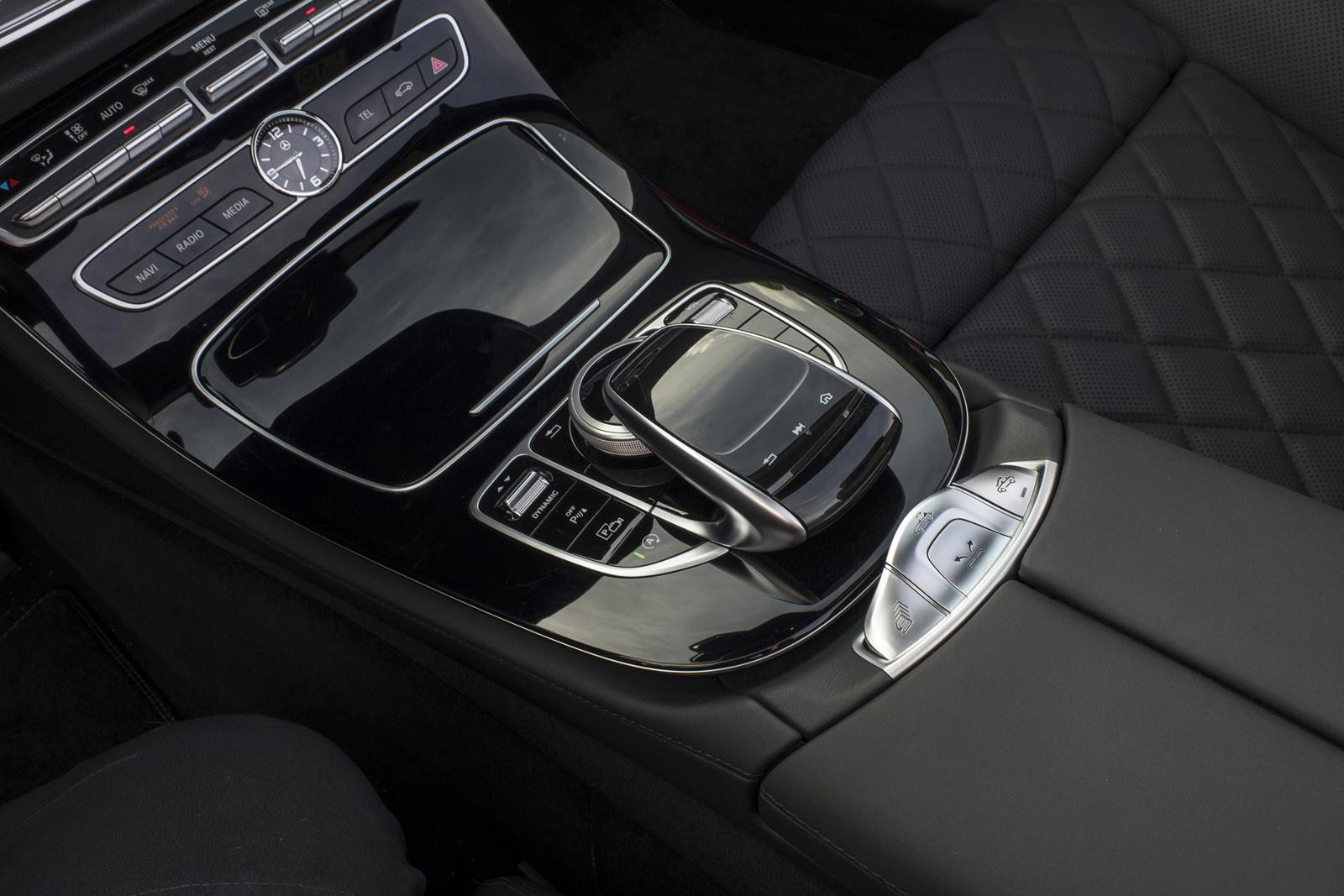 Foto de Mercedes-Benz Clase E Cabrio, toma de contacto (127/156)