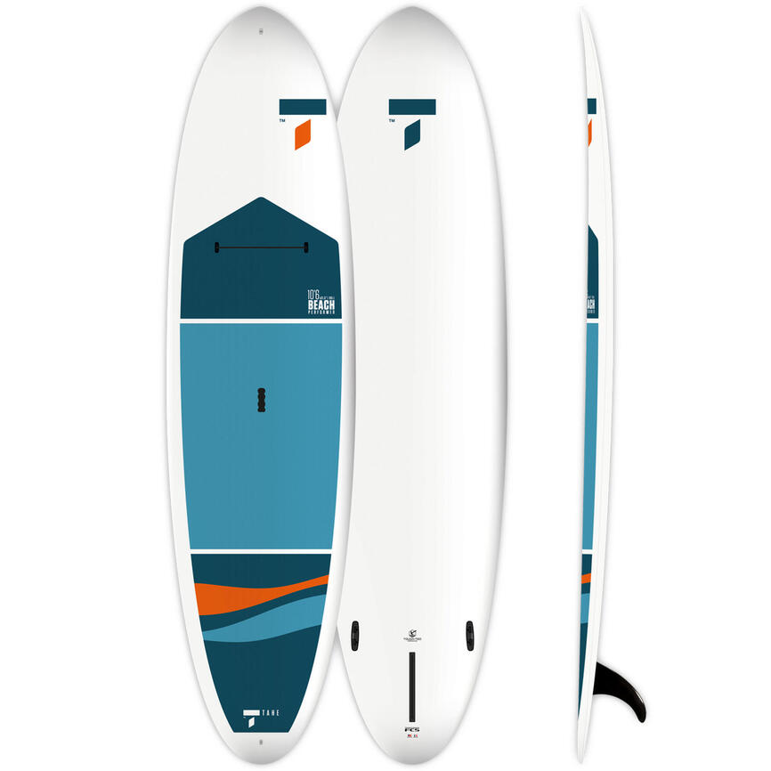 Tabla paddle sutf rígida Tahe Outdoor Beach Performer 10,6-185L