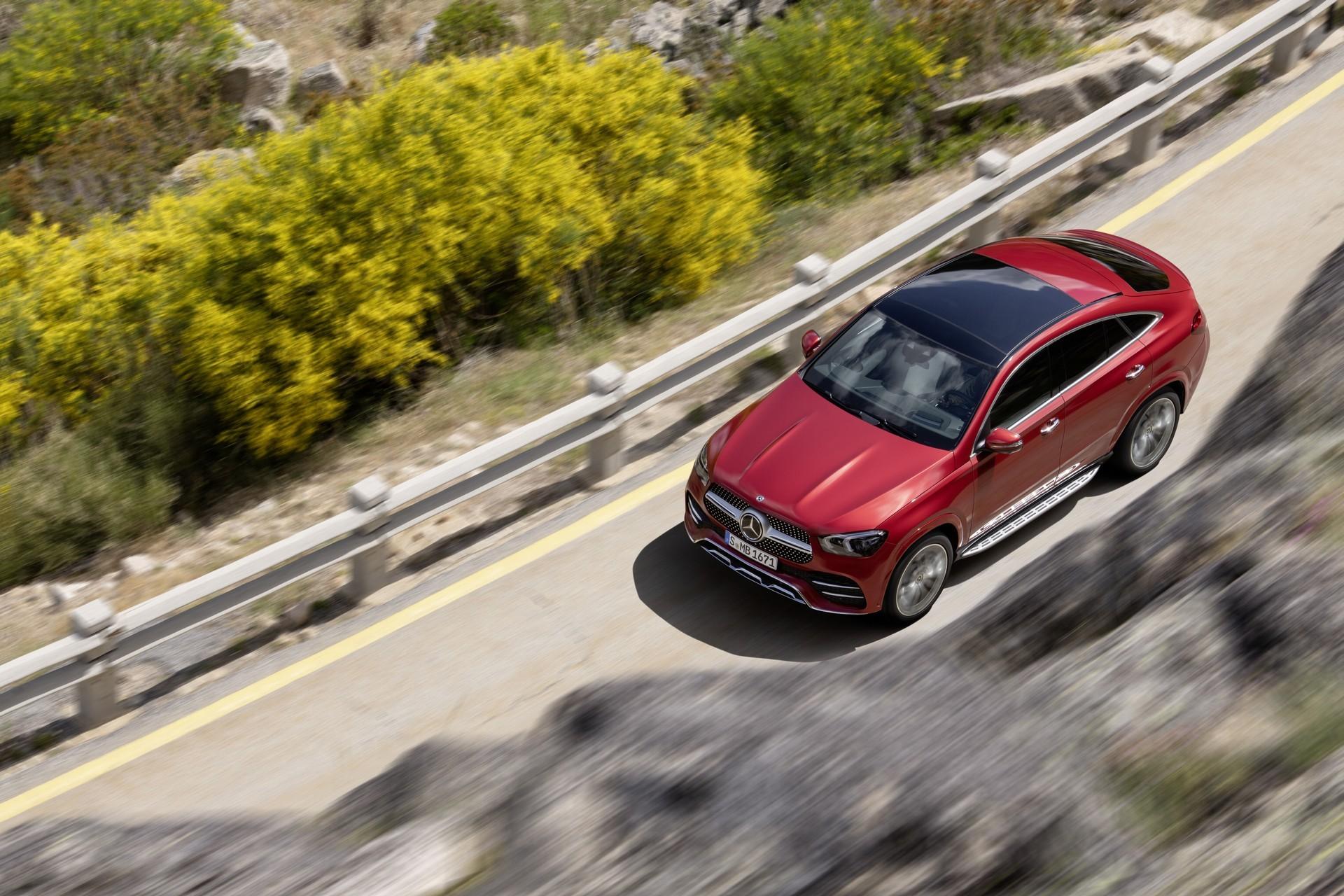 Foto de Mercedes-Benz GLE Coupé 2020 (13/52)