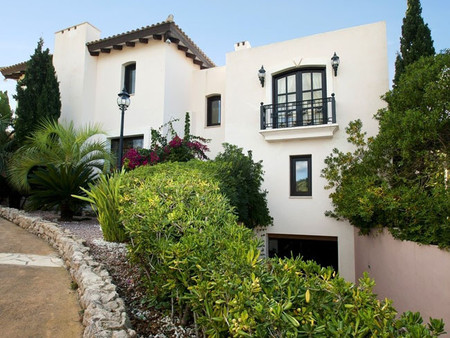 Villa de lujo en Cala Jondal, ¡¡la quieroooo!!