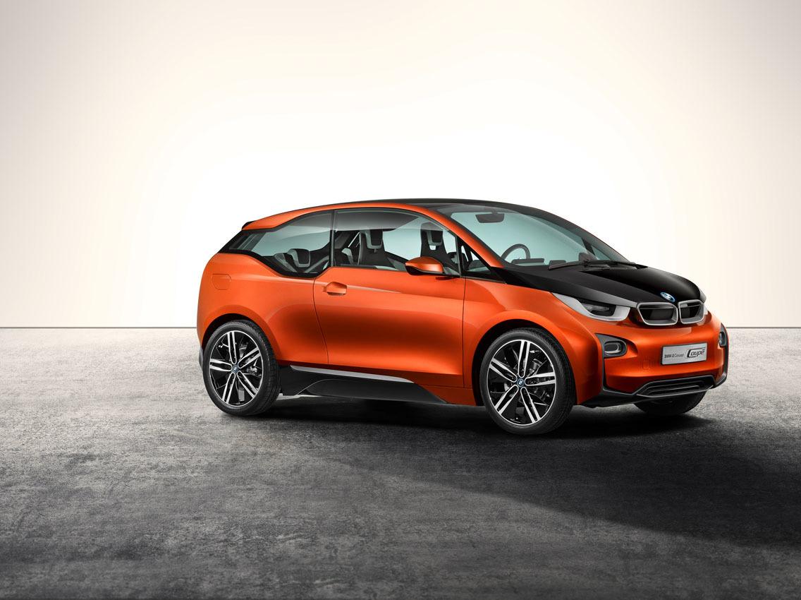 Foto de BMW i3 Concept Coupé (2/25)