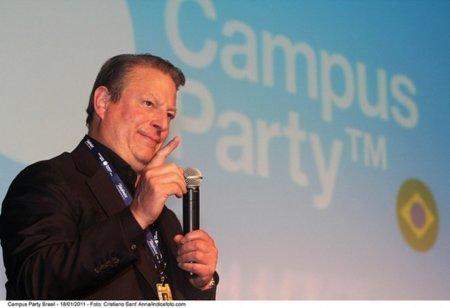 """Al Gore: """"Internet no debe ser controlado de forma alguna por gobiernos o grandes corporaciones"""""""