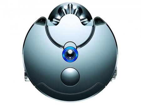 360 Eye, Dyson se une al mercado de las aspiradoras robóticas