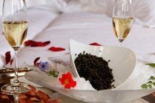 El caviar de Riofrio, es el único caviar con certificación ecológica del mundo.