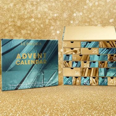 Para las que tienen ganas de que acabe el 2020, Sephora lanza en preventa su calendario de adviento de belleza que es una maravilla